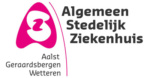 Logo algemeen stedelijk ziekenhuis aalst
